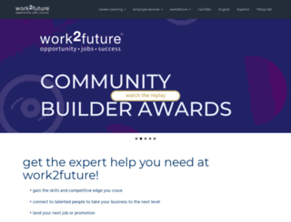 work2future.biz screenshot