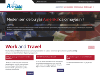 workandtravelturkiye.com screenshot