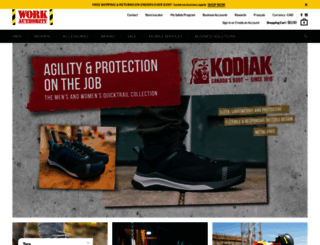 workauthority.ca screenshot