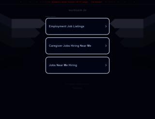 workbank.de screenshot