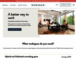workbar.com screenshot