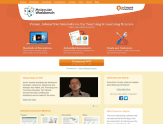 workbench.concord.org screenshot