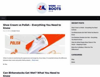 workbootsusa.com screenshot