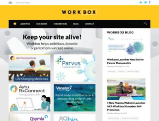 workbox.com screenshot