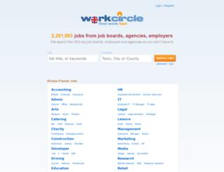 workcircle.co.uk screenshot
