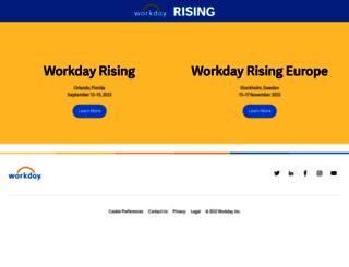 workdayrising.com screenshot