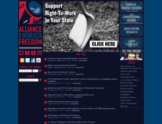 workerfreedom.net screenshot