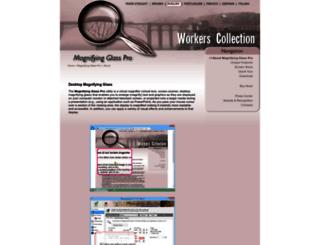 workerscollection.com screenshot