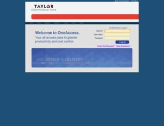 workflowoneaccess.com screenshot