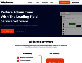 workforce.fm screenshot