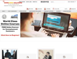 workforcesolutionscb.org screenshot