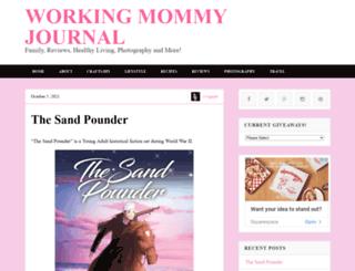 workingmommyjournal.blogspot.mx screenshot