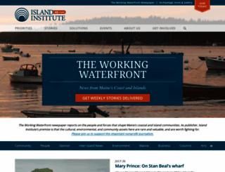 workingwaterfront.com screenshot