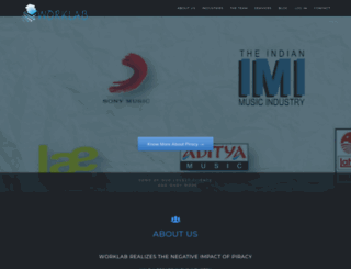 worklabgroup.com screenshot