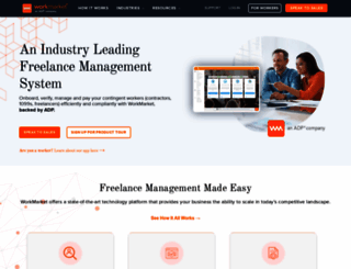 workmarket.com screenshot