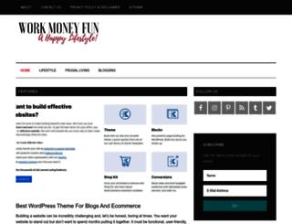 workmoneyfun.com screenshot