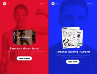workoutlabs.com screenshot