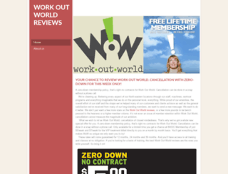 workoutworldreviews.weebly.com screenshot