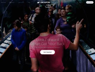 works.groupon.com.au screenshot