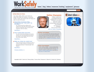 worksafely.com screenshot