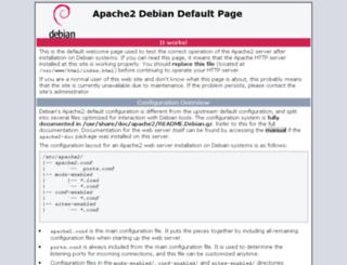 workserver.idebate.org screenshot