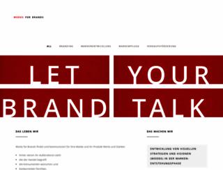 worksforbrands.de screenshot