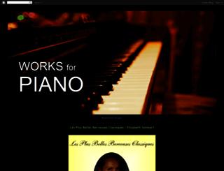 worksforpiano.blogspot.com.es screenshot
