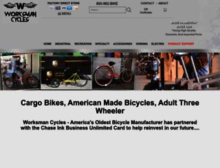worksman.com screenshot
