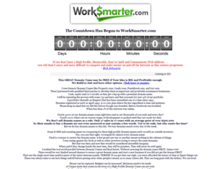 worksmarter.com screenshot