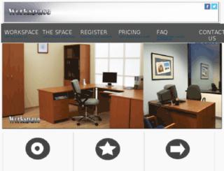 workspaceng.com screenshot
