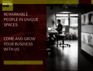 workspaceoxford.com screenshot