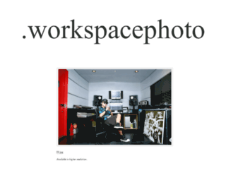 workspacephoto.tumblr.com screenshot