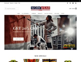 workwearusa.com screenshot