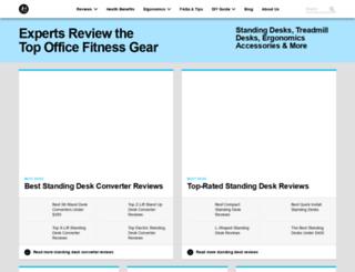 workwhilestanding.com screenshot
