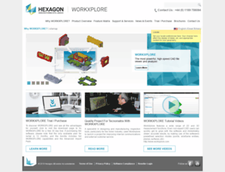 workxplore-3d.com screenshot