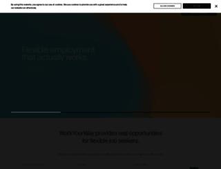 workyourway.co.uk screenshot