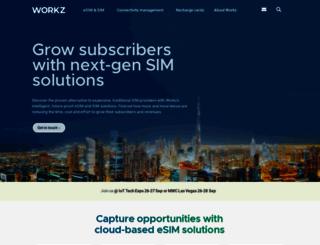 workz.com screenshot