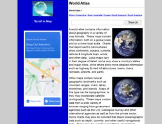 world-atlas.us screenshot