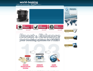 world-booking.com screenshot