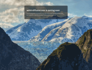 world-diffusion.com screenshot