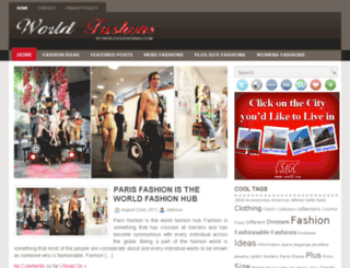 world-fashions4u.com screenshot
