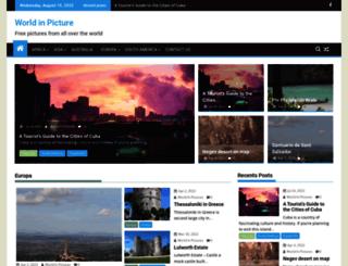 world-in-picture.com screenshot