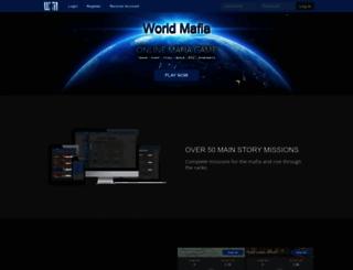 world-mafia.com screenshot
