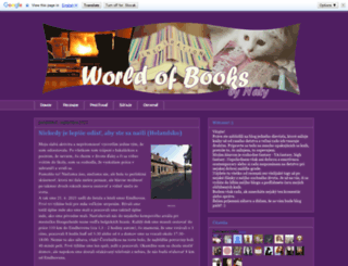 world-of-books-by-naty.blogspot.sk screenshot