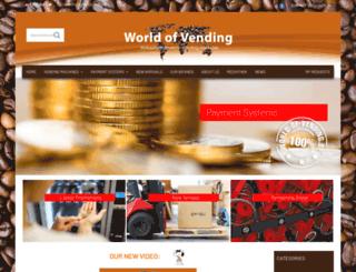 world-of-vending.com screenshot