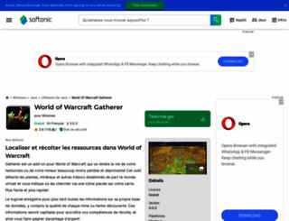 world-of-warcraft-gatherer.softonic.fr screenshot