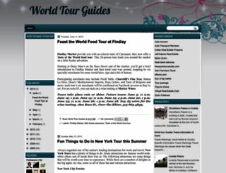 world-tour-guides.blogspot.in screenshot