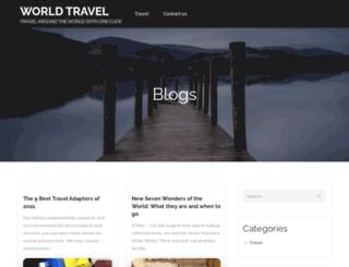 world-traveling.info screenshot
