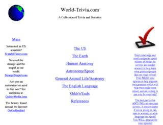 world-trivia.com screenshot