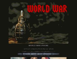 world-war.kiffmylife.com screenshot